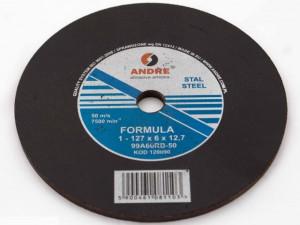 Круг 127 мм. ANDRE ABRASIVES